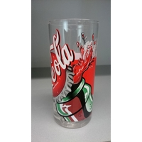 LOT DE 2 verre coca-cola logo capsule collection