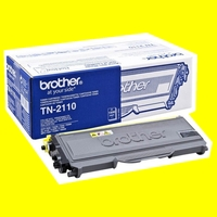 Cartouche de Toner laser authentique BROTHER TN 2110