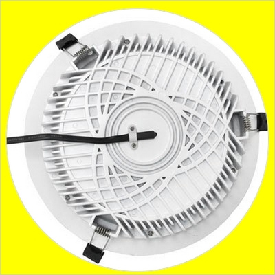 35W LED Downlight 228mm Diameter – 200mm