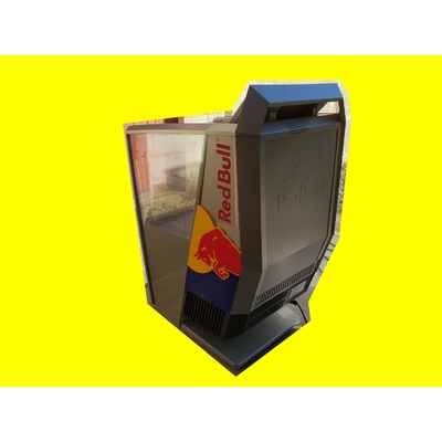 Réfrigérateur frigo à canettes Red Bull Open Top Cooler Jazz Mp (6)