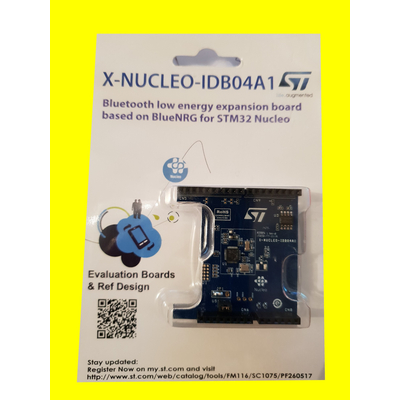 X-NUCLEO-IDB04A1 Carte Bluetooth STM32  low energy expention board NEUF