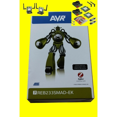 Evaluation Kit Atmel REB233SMAD-EK AVR NEUF