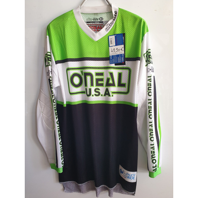 Maillot cross o'neal ultra lite 83 Mens Large . (2)