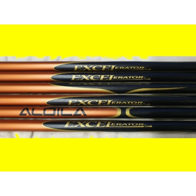 LOT golf shaft X 3 Aldila EXCELerator Graphite Wood Golf Shaft RS Flex .335 ll Tip ~78 Grams 47 (2)