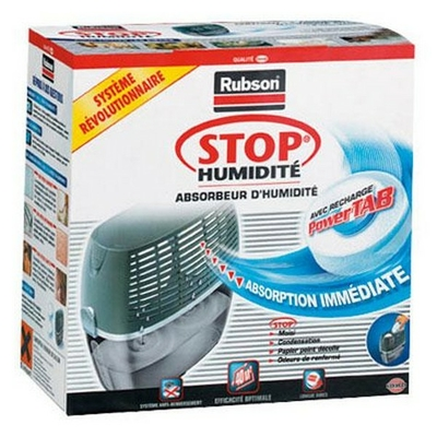 Rubson Stop Absorbeur humidité NEUF