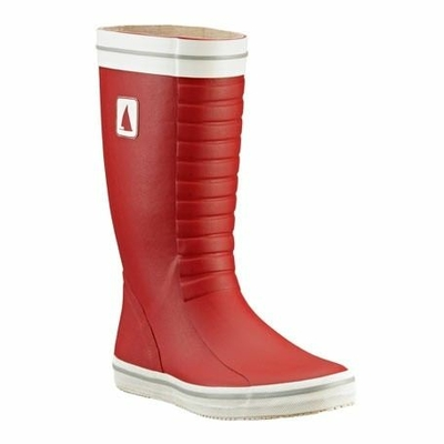 T: 45 bottes musto classic rouge .