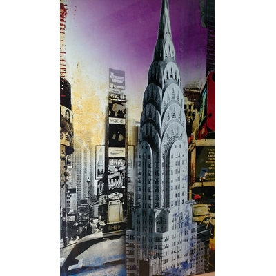 tableau photo new york color 120x90 cm H&H .1 (2)
