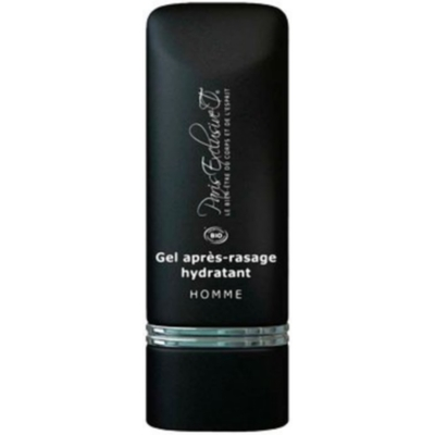 gel après rasage bio hydratant paris exclusive