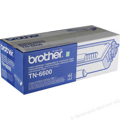 cartouche Brother TN-6600 Toner authentique
