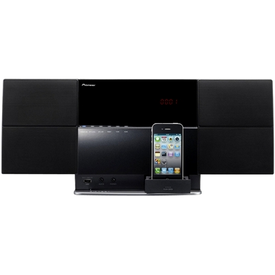 Pioneer X-SMC3-K Système Audio AirPlay Station d'Accueil Apple NEUF