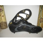 chaussures de foot UHLSPORT VISION SC BLACK-YELLOW n°40