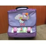 Cartable d'école Hello KITTY sanrio violet NEUF