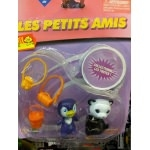 les petits amis figurines powco ours pingouin.