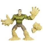 the spectacular spider man Sandman figurines