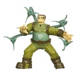 the spectacular spider man doc ock figurines