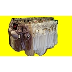LOT REVENDEUR 25 ENSEMBLE LINGERIE NUISETTE STRING SHORTY NEUF