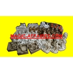 lot revendeur 63 statues bougeoirs anges déstockage ( CODE JL M35 )