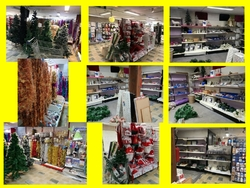 Lot revendeur de palettes décoration noel déstockage magic affaires.