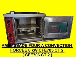AMBASSADE FOUR A CONVECTION FORCEE 6 kW CFE705 CT2 CFE706 CT 2