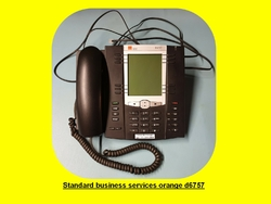 Standard business services orange d6757