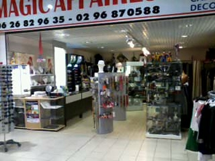 magic'affaires+ galerie marchande de carrefour market 22100 quevert