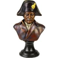 Buste en bronze de Napoléon Bonaparte 25 cm