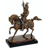 Statue en bronze Emmanuel-Philibert de Savoie 50 cm