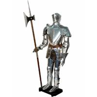 Armure médiévale hallebardier 190 cm Boucicault