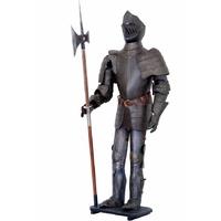 Armure médiévale hallebardier 190 cm Carcassonne