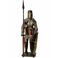 Armure médiévale chevalier de tournoi 200 cm Henri II