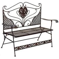 Mobilier et d coration de jardin classic stores for Banc anglais jardin