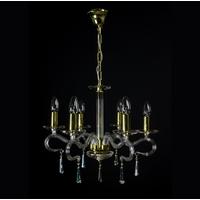 Lustre baroque en cristal de Bohême Wranovsky Stylus