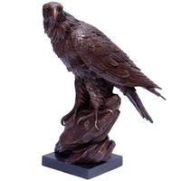 Statue en bronze aigle royal 54 cm