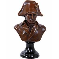 Buste de Napoléon en bronze 26 cm