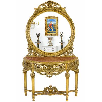 Console-rococo-Louis-XV