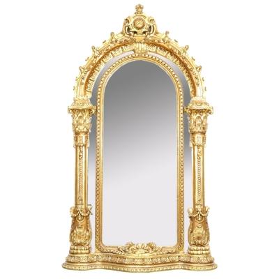 Miroir-baroque-dore