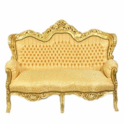 Canapé-baroque-dore