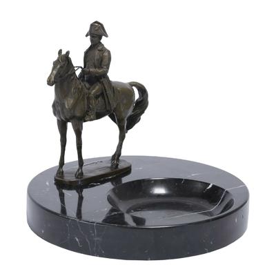 Cendrier-Napoleon-bronze
