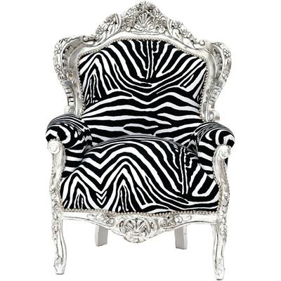 fauteuil-baroque-zebre