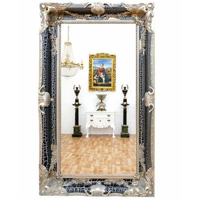 Miroir-baroque-noir