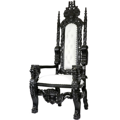 trone-baroque-noir-blanc