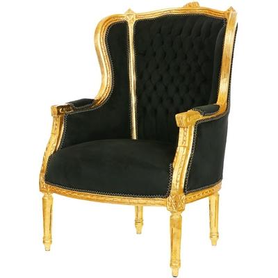 fauteuil-louis-xvi-noir-dore-a
