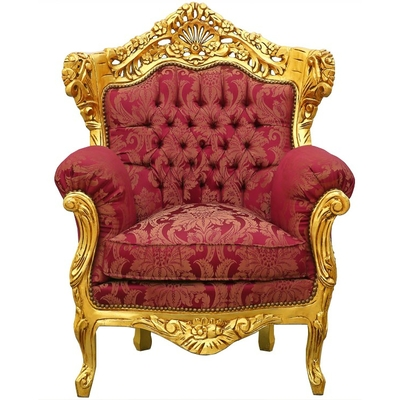 fauteuil-baroque-royal-rouge