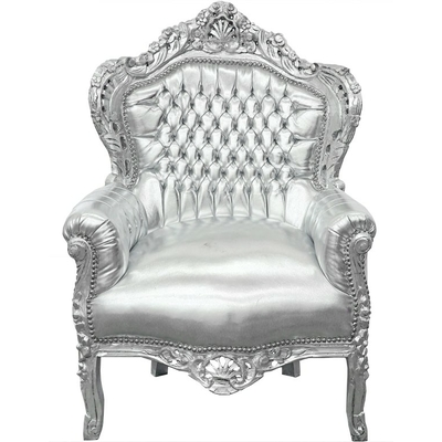 fauteuil-rococo-argent