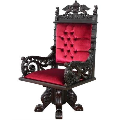 fauteuil-bureau-royal
