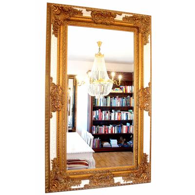 Miroir-rocaille-dore-SP1276