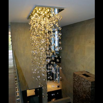 Suspension-cristal-Boheme-moderne