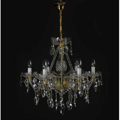 Lustre-cristal-Boheme-Wranovsky