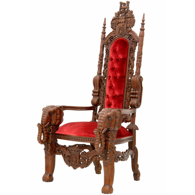 Trone-tetes-elephant-fauteuil