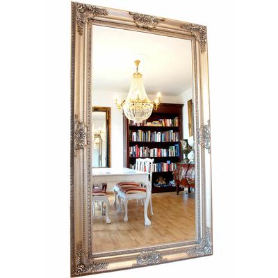 Miroir-baroque-argent